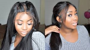 My First <b>360 Lace Frontal Wig</b> | Perefect For Ponytails | Feat. China ...