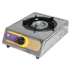 single burner countertop gas stove