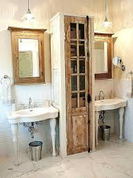 rustic bathroom sink cabinets. Rustic Bathroom Cabinets Sink New  Under Storage Lovely Tall