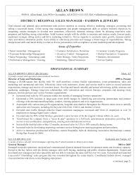 Jewelry Sales Representative Resume Sample Elegant Sales Associate