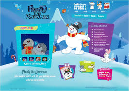 Small Picture Have Some Winter Fun At Frosty The Snowmans New Website DVD