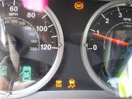 Dodge Esp Light Jeep Patriot Questions 4wd Stuck On Cargurus