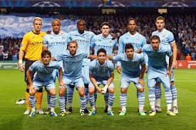 2013 Manchester City Squad #6983825