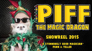 Piff The Magic Dragon Seating Chart Piff The Magic Dragon Mccain Performance Series Kansas