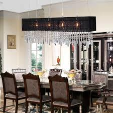 ave designs the best rectangular chandelier ideas for table rectangular