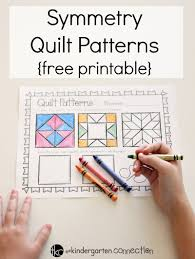 Free Designs For Quilts Free Symmetry Quilt Patterns Elementary Art Ideas