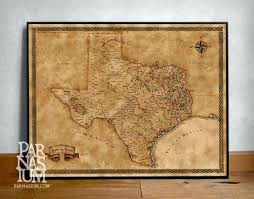 bright design texas wall art modern decoration 19 best ideas of arts vintage london map old world with metal prints decor