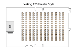 theatre style seating. Seating 120 Theatre Style Chancellor Centre Regarding Idea 13