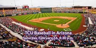 Tcu Baseball Field Seating Chart Texas Christian University
