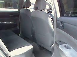 2007 toyota prius base back seat interior gallery worthy