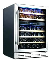 best small wine cooler mini wine fridge best refrigerators to refrigerator cu ft matching cooler