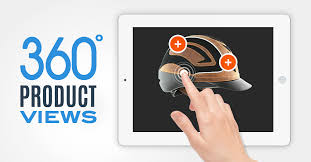Examples of 3D Product Views Using WebRotate 360