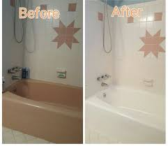 Bathroom Resurfacing Best Step By Step Tutorial On How To DIY Reglaze Resurface And Refinish