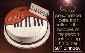 Brilliant Themes And Ideas For 60th Birthday Cakes