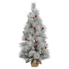 Trees Unlit  KmartSmall Fiber Optic Christmas Tree Target