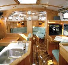Boat Interior Design Ideas modern interior design boat ideaswould want a bit of a paler wood