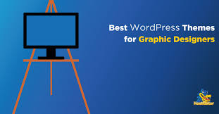 Best WordPress Themes for Graphic Designers | HostGator Blog
