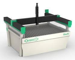 the of a build it yourself wardkit from wardjet includes everything necessary to start waterjet cutting including the tank cutting head grates