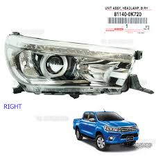 Revo Led Lights Details About Right Led Head Lamp Light Projector Oem For Toyota Hilux Revo Sr5 M70 M80 15 16