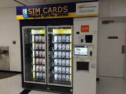 Sim Card Vending Machine Haneda Enchanting DSC48largejpg Picture Of Tokyo International Airport Haneda