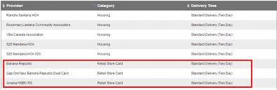 gap credit bill pay er than retail