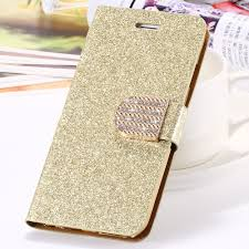 iphone 5s gold case for girls. aliexpress.com : buy floveme for iphone 7 8 plus x case luxury leather wallet pouch 5 5s se 6 6s glitter crystal cases from iphone 5s gold girls
