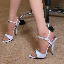 Hose and heels fetish