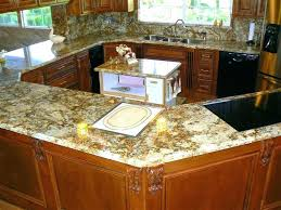how to install a granite countertop cost to install granite countertops per square foot how to