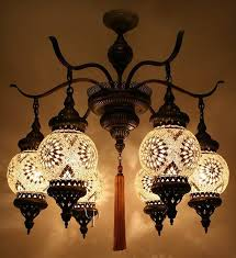 lovely unique lighting fixtures 5. this turkish mosaic chandelier is lovely and lends an elegant air to a space unique lighting fixtures 5