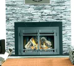 converting wood fireplace to gas logs s convert burning with starter