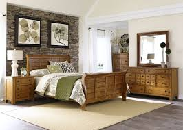 Liberty Furniture Aged Oak Queen Bedroom Set My Furniture Place