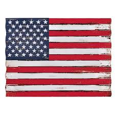 signature design by ashley denholm wood and metal american flag wall art a8010040 on american flag wall art wood and metal with signature design by ashley denholm wood and metal american flag wall