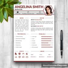 professional 2 page resume template cover letter portfolio mockup template resume 13