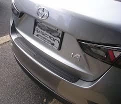 2018 scion ia. unique scion amazoncom  rear bumper protector fits 2016 scion ia ia 2017 2018 toyota  yaris everything else and scion ia