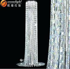 probably super free floor standing chandelier lamp photos freestanding tub with