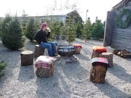 Tree Stump Seats Holiday Terrain Part Deux Devil Egg