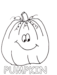 Thanksgiving Holiday Pumpkin Turkey Dinner Halloween Coloring Pages