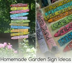 Decorative Yard Signs HomemadeGardenSignIdeasforFunjpg 38