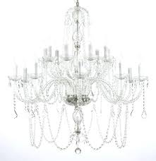 inspirational murano venetian style all crystal chandelier