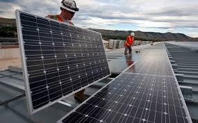 Image result for Conferência debate uso da energia solar no país