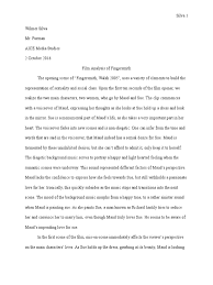 mise en scene essay othello literary essay othello essay about  fingersmith analysis essay