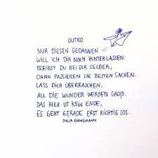 Pin Von Silke Kuhn Auf Words To Live By Julia Engelmann Sprüche