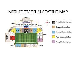 Michie Stadium Seating Chart Unique Army Line Ticket Fice Of