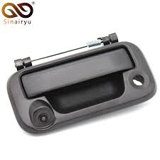 Sinairyu Reverse Backup Camera with Tailgate Handle for Ford F150 ...
