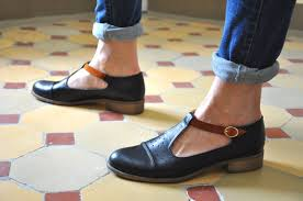 jane women s mary janes leather mary janes vintage image