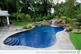Backyard Pool Designs Landscaping Pools Classy 48 Amazing Backyard Pool Ideas Home Design Lover