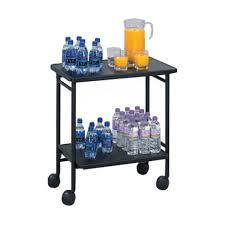 Folding Office Beverage Cart Us Markerboard