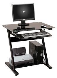 Black Computer Table  3