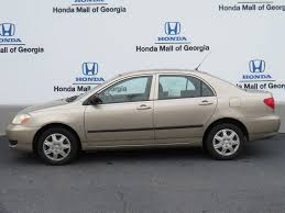 2007 Used Toyota Corolla 4dr Sedan Automatic CE at Honda Mall of ...