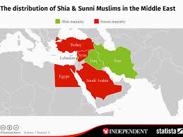 The Middle East Divide Between Sunni And Shia Explained In
